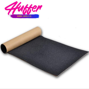 "Diorama Asphalt Sheet. 32""x9"" Skateboard Grip Tape: perfect and inexpensive for all scales."