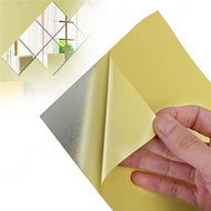 9Pcs or 16Pcs Self Adhesive Mirror Tile sheets. Thin. Easy to cut. Great for diorama bases and windows. Easy to cut.