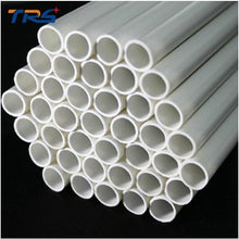 Load image into Gallery viewer, Huge Lot Styrene Tubing: 100pcs  2-6mm
