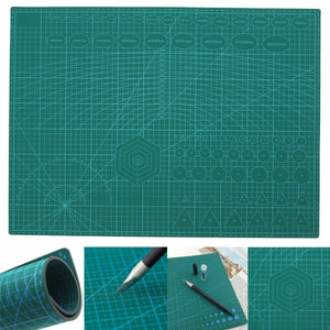 Large PVC Cutting Mat 16.5 x 23.4 in  *US Shipper *Cheapest Online