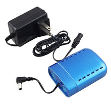 Load image into Gallery viewer, Portable Mini Air Compressor Battery Rechargeable With Power Charger Airbrush Compressor Accessories