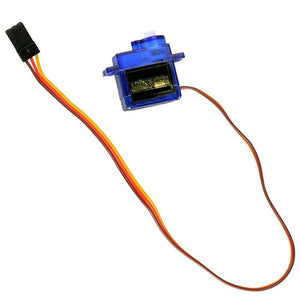 1/5/10 Pcs Mini SG90 Micro Servo Motor for RC Robot Helicopter Airplane controls Car Boat FJ88