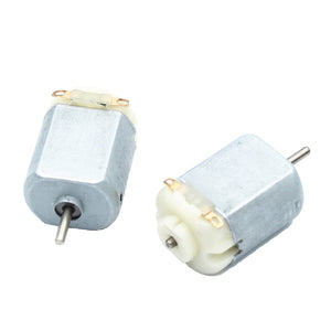 1 Mini Micro DC Motor Model Car Hydraulics