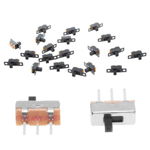 Set of 20 microswitches