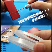 Load image into Gallery viewer, Hard edge Tape. to protect the areas you don't want to scribe or sand away. 3mm or 6mm.