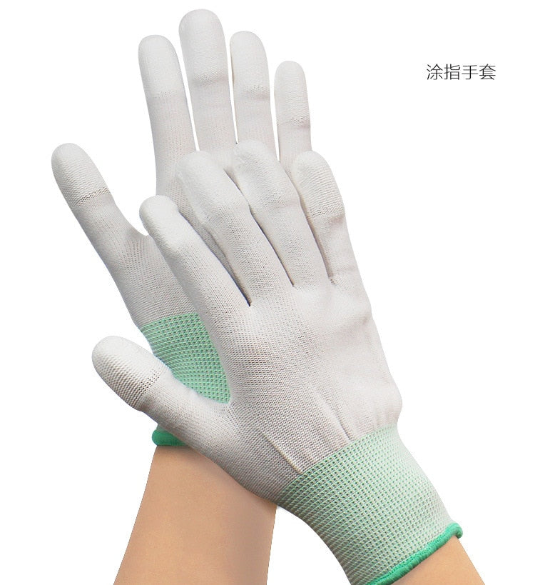 1pair Antistatic Gloves Anti Static ESD Electronic Working Gloves