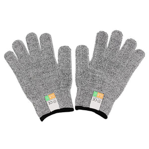 Stab Resistant Gloves Finger Protectors Level 5 Protection