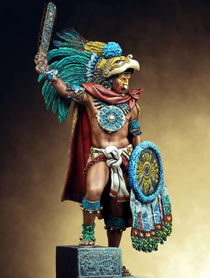 1/24 Montezuma Resin Model Miniature resin figure Unpainted