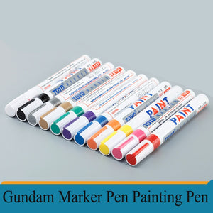 NO.3 MODEL Gundam Marker Pen Models Painting Pen Model Tools