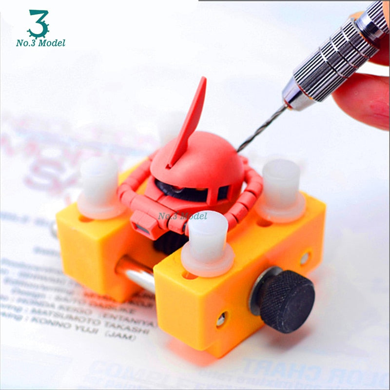 Model Tools Vise Desk Clamp Holder Hobby Painting Tools Accessory