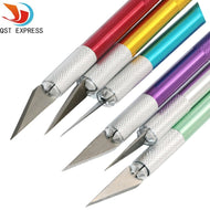 Hobby Knife Stainless Steel Blades