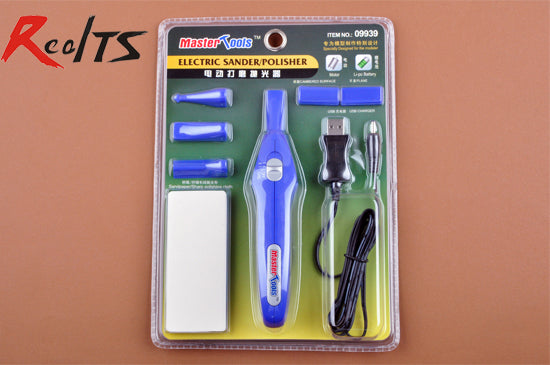 RealTS Trumpeter Master Tools: Electric Sander/Polisher 09939 Modelmaking Tool