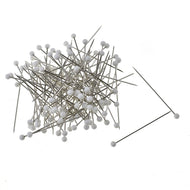 100 pcs/lot Round Pearl Head Pins