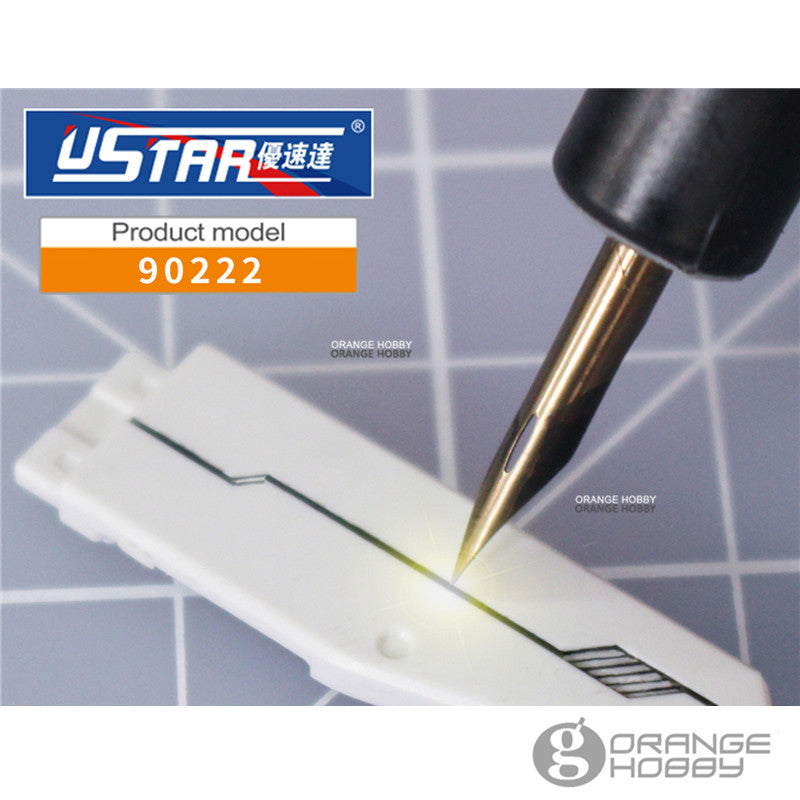 Ustar 90222 Fine Permeation Pen leaking Pen for Panel Line Hobby Modeler Painting Tools Accessory