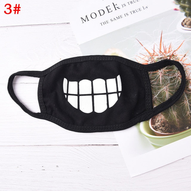 Glow In The Dark Anti Dust Mask