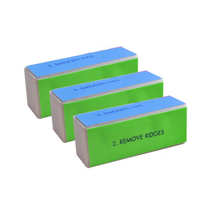 1-3 pc foam core buffing and sanding blocks