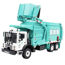 Load image into Gallery viewer, Diecast Garbage Truck 1:24