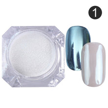 Load image into Gallery viewer, 1 Box Pearl Chameleon Pearl Pigment Dust: Marketed towards nails, but perfect low cost alternative.
