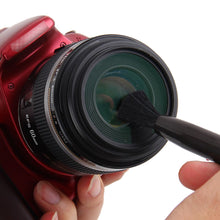 Load image into Gallery viewer, Cleaning Cloth, Brush, and Air Blower Photography Cleaning kit.