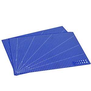 Large A3 Pvc Rectangle Grid Lines Cutting Mat 11.7 x 16.5 in