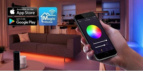 Using Wireless Led Lights To Their Full Potential With The Magic Home
