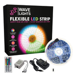 LED Strip Light With Remote Control | Colored Lights for Rooms