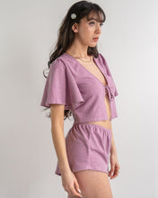 Load image into Gallery viewer, Hemp Cardi - loungewear  pyjamas aleur