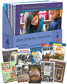 Units of Study, Reading Grades K-5 Trade Pack