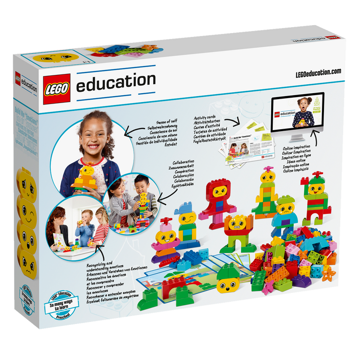 "Build Me ""Emotions""  