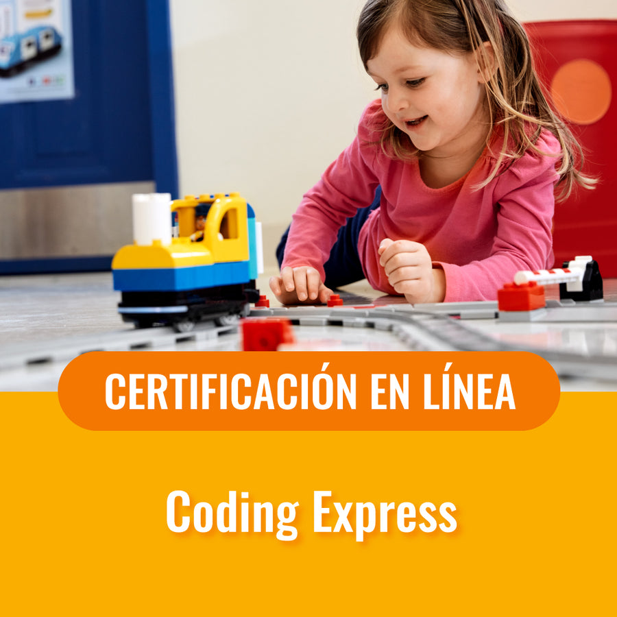 Learning through Play with Coding Express - LEA