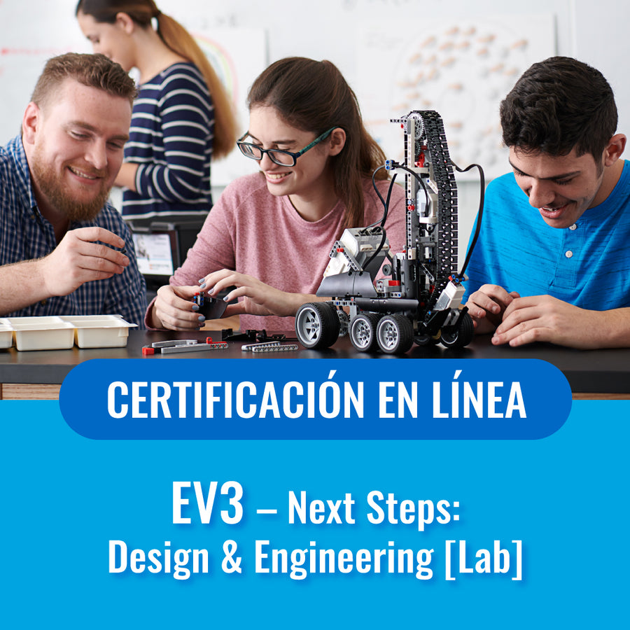 LEGO® MINDSTORMS® Education EV3. Design Engineering - Compra