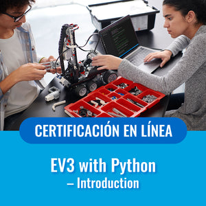 LEGO® MINDSTORMS® Education EV3 with Python