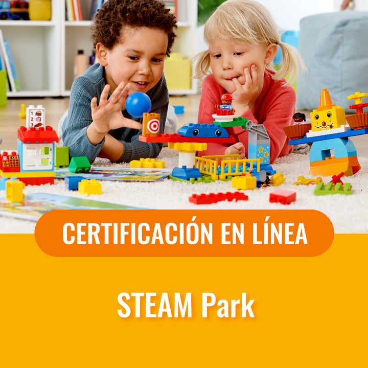 Learning through Play with STEAM Park - LEA