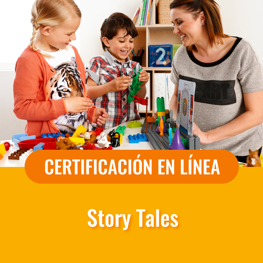 Learning through Play with Strory Tales - LEA