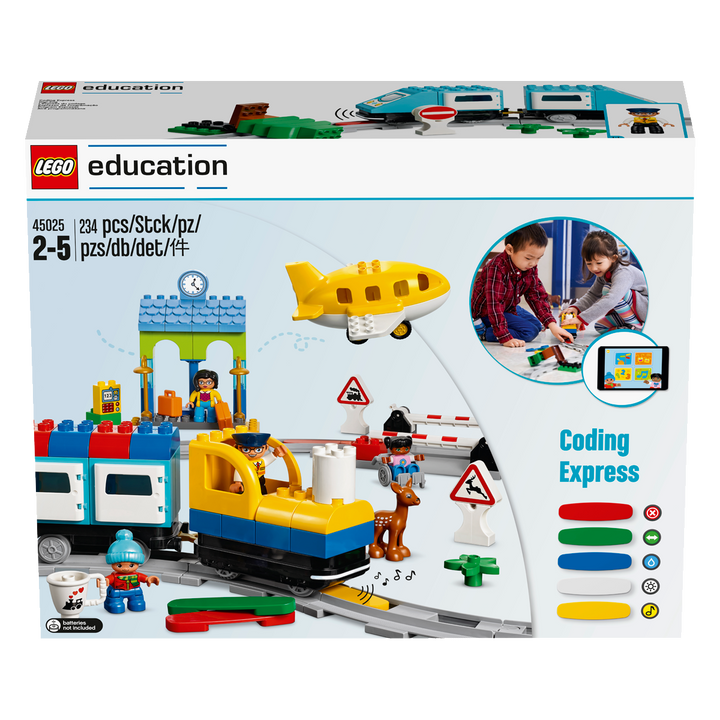 Coding Express  | LEGO® Education