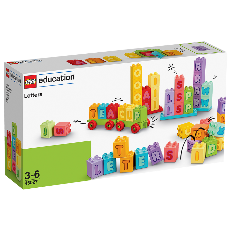 Letters   | LEGO® Education
