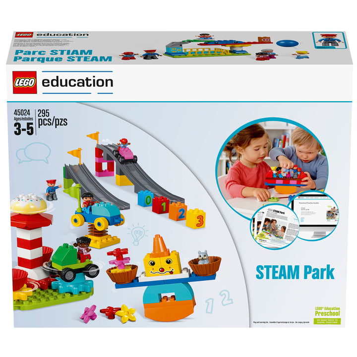STEAM Park |  LEGO® Education
