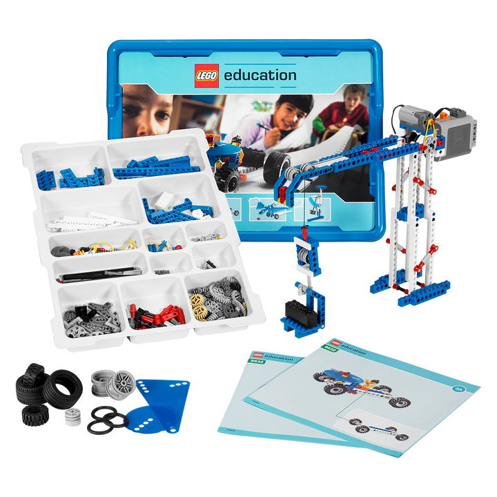 Simple & Powered Machines  |  LEGO® Education