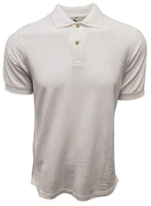 Load image into Gallery viewer, Tommy Bahama Men's New Marlin Around Polo (Small, White) - Vercia Fashion Group