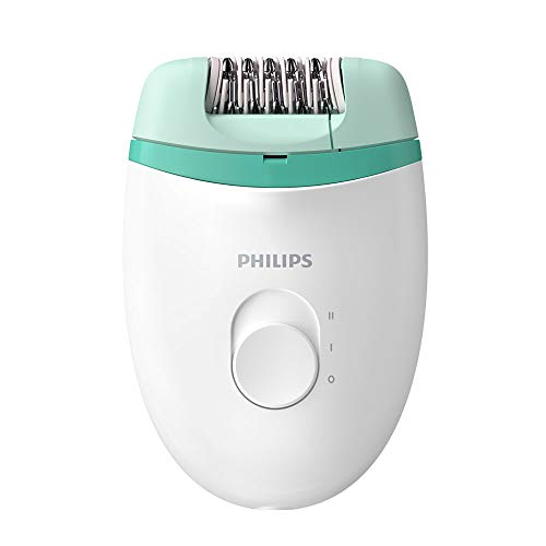Philips Satinelle Essential Corded Compact Epilator - BRE224/00 - Vercia Fashion Group