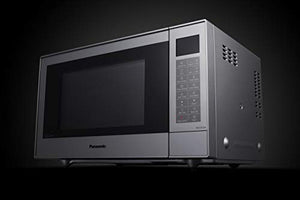 Panasonic NN-CT57JMBPQ Slimline Combination Microwave Oven with Turntable, 27 Litres, Silver - Vercia Fashion Group