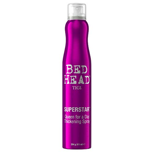 Bed Head by Tigi Queen For A Day Volume Thickening Spray for Fine Hair 311ml - Vercia Fashion Group