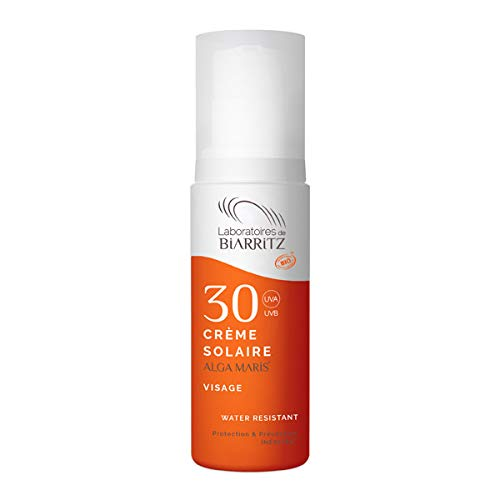 Laboratoires De Biarritz - Face Sun Cream SPF 30 50ml 50ml - Lot of 2 - Price Per Lot - Fast Delivery - Vercia Fashion Group