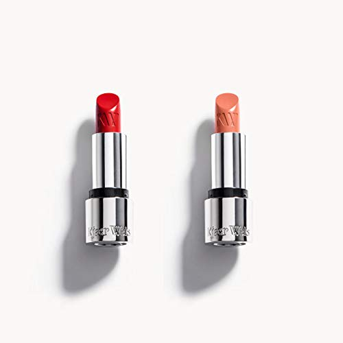 Kjaer Weis Lipstick à Deux – KW Red and Brilliant (Nude) - Vercia Fashion Group