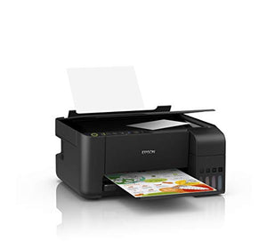 Load image into Gallery viewer, Epson EcoTank ET-2710 Print/Scan/Copy Wi-Fi, Cartridge Free Ink Tank Printer, Black - Vercia Fashion Group