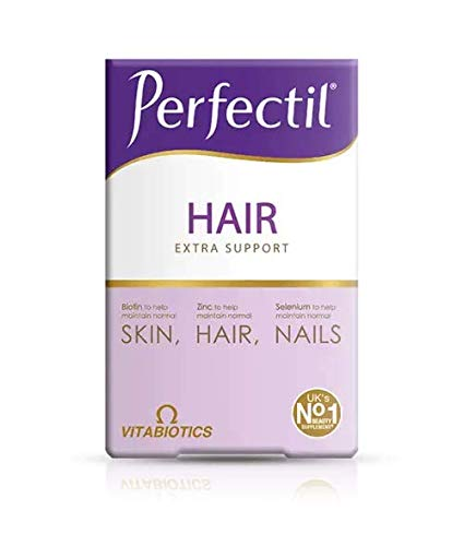 Load image into Gallery viewer, Vitabiotics Perfectil Plus Hair - 60 Tablets - Vercia Fashion Group