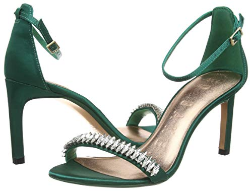 Ted Baker Women's SARALIA Sandal, Green, 4 UK - Vercia Fashion Group