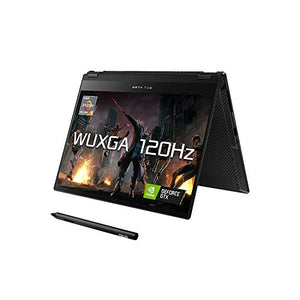ASUS ROG Flow X13 GV301QH 13.4 inch 120Hz Touchscreen Gaming Laptop (AMD Ryzen R9-5900H, Nvidia GeForce GTX 1650, 16GB RAM, 512GB SSD) Includes Stylus Pen - Vercia Fashion Group