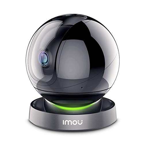 Imou 1080P Indoor Security Camera, Pan/Tilt Dome Camera with Smart Tracking, Home Surveillance Camera with AI Human Detection, Starlight Night Vision, Privacy Mask and Smart Sound Detection, Ranger IQ - Vercia Fashion Group