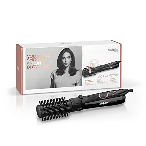 BaByliss 2777U Big Hair Rotating Styler - 42 mm